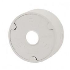 Коробка монтажная Евро круглая внутренняя 120x50