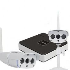 Комплект видеонаблюдения уличный VStarcam NVR C16-2 KIT