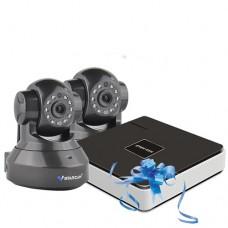 Комплект видеонаблюдения офисный Vstarcam NVR C37 KIT