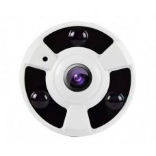 BSP Security - 2MP-DOM-1.8 IP-камера 360 градусов (модель 0146)