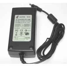 Блок питания 12V 5A (съемный кабель евровилка)