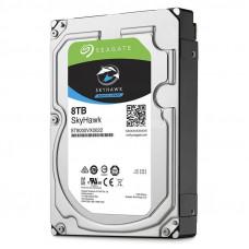 HDD SATA Seagate 8000Gb (8Tb), ST8000VX0022, SkyHawk Surveillance, 5900 rpm, 256Mb buffer