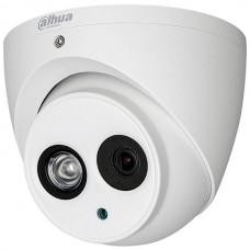 DAHUA-HAC-HDW1100EMP-A-0280B-S3 Видеокамера Купольная HDCVI с фиксированным объективом