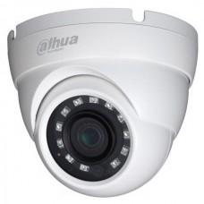 DAHUA-HAC-HDW1000MP-0280B-S3 Видеокамера Купольная HDCVI с фиксированным объективом