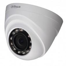 DAHUA-HAC-HDW1000RP-0280B-S2 Купольная HDCVI видеокамера с фиксированным объективом
