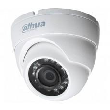 DAHUA-HAC-HDW1100MP-0360B Видеокамера Купольная HDCVI  с фиксированным объективом