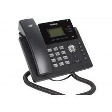 Yealink SIP-T40P SIP-телефон, 3 линии, BLF,  PoE, БЕЗ БП