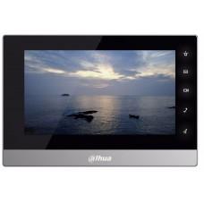 DAHUA-VTH1510CH Монитор 7-ми дюймовый IP видеодомофона