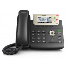 Yealink SIP-T23G SIP-телефон, 3 линии, PoE, GigE