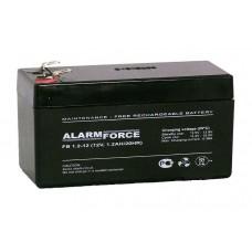 Alarm Force FB 1,2-12 Аккумуляторная батарея