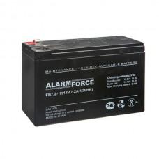Alarm Force FB 7,2-12 Аккумуляторная батарея