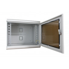 Шкаф МиК 19 6U 600*600 (ШТН-РВ-660-С)