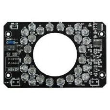 ИК подсветка для 607 850нм 30гр > 50 м >25000часов HR-IR3015
