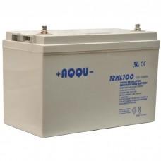 AQQU-12ML100 Аккумуляторная батарея 12В/100Ач