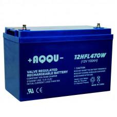 AQQU-12HFL470 Аккумуляторная батарея 12В/100Ач