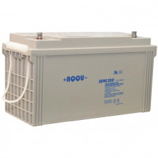AQQU-12ML120 Аккумуляторная батарея 12В/120Ач