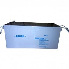 AQQU-12ML200 Аккумуляторная батарея 12В/200Ач