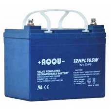 AQQU-12HFL165 Аккумуляторная батарея 12В/33Ач