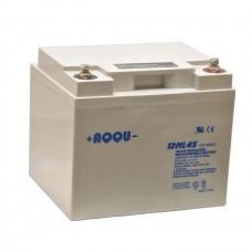 AQQU-12ML45 Аккумуляторная батарея 12В/45Ач