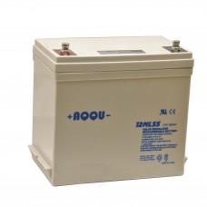 AQQU-12ML55 Аккумуляторная батарея 12В/55Ач