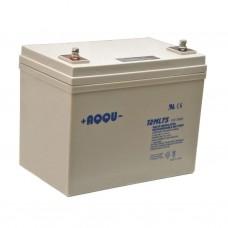 AQQU-12ML75 Аккумуляторная батарея 12В/75Ач