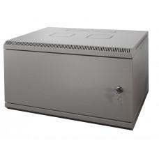 Шкаф телекоммуникационный настенный разборный МиК 19 Basis 6U