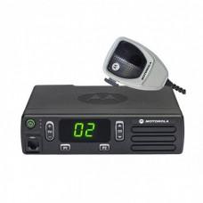 Автомобильная радиостанция Motorola DM1400 136-174МГц 25Вт цифровой дисплей, ANALOG (только аналоговый режим работы)