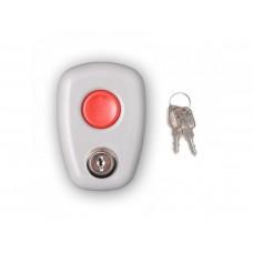 Астра-321 тревожная кнопка, фиксация при нажитии
