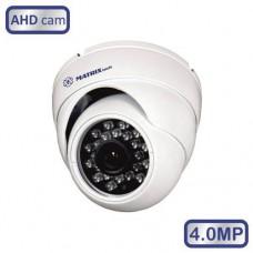MATRIX MT-DG4.0AHD20 Антивандальная купольная 4.0MP AHD камера