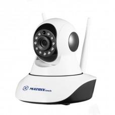 Компактная PTZ IP камера