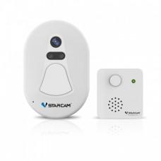 Дверной звонок с функцией фото VStarcam D1 | VStarcam